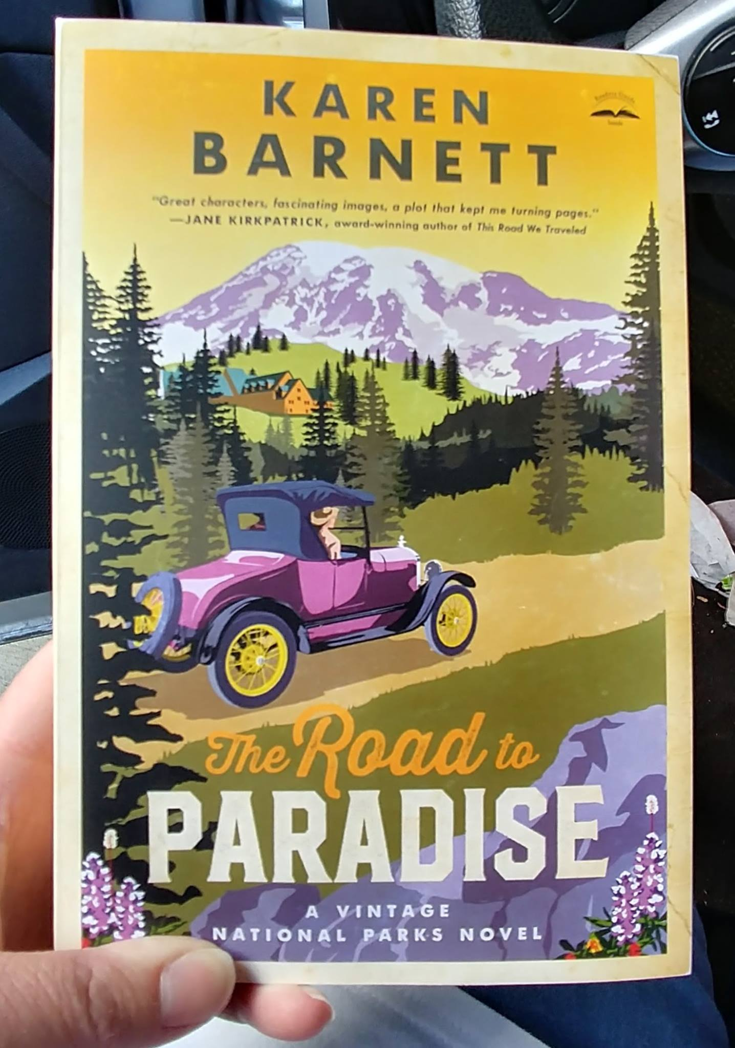 Road to Paradise by Karen Barnett
