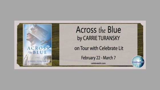 Across the Blue by Carrie Turkansky