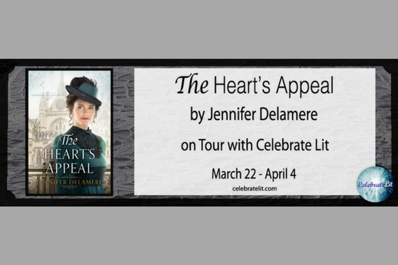 The Hearts Appeal by Jennifer Delamere