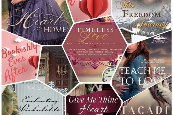 Cover Reveal: Timeless Love Novella Collection