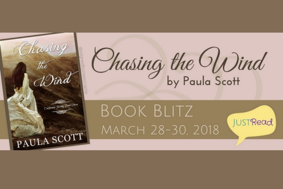 Chasing the Wind Blog Blitz & Giveaway