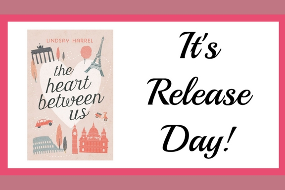 New Release: The Heart Between Us by Lindsay Harrel