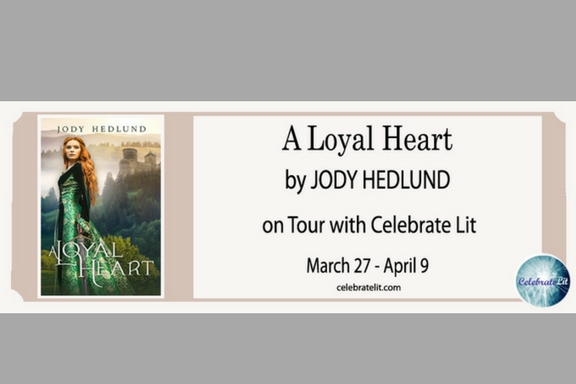 A Loyal Heart by Jody Hedlund