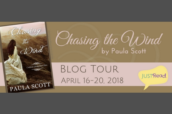 Chasing the Wind by Paula Scott