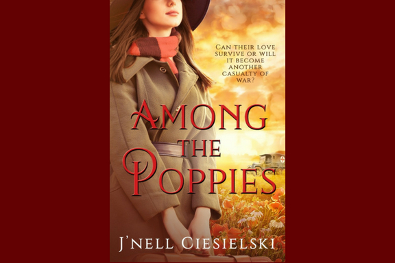 New Release! Among the Poppies by J'nell Ciesielski