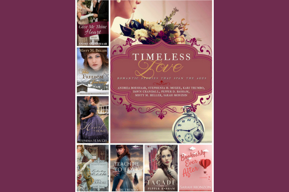 New Release: Timeless Love Collection