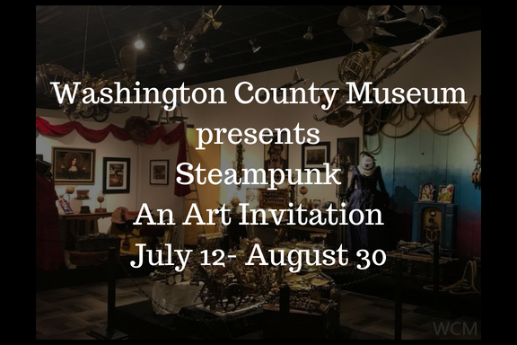 Steampunk: An Art Invitational