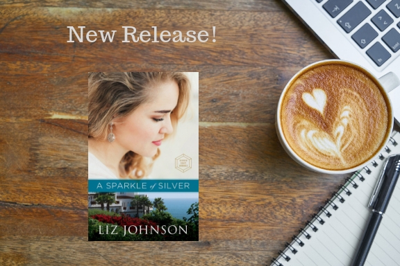 New Release: A Sparkle of Silver by Liz Johnson
