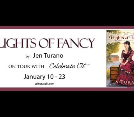 Flights of Fancy by Jen Turano