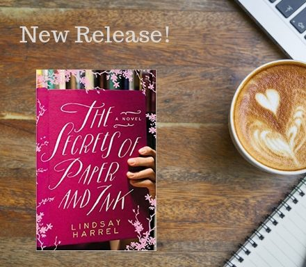 New Release: The Secret of Paper and Ink by Lindsey Harrel