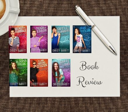Accidental Detective Series by Christy Barritt