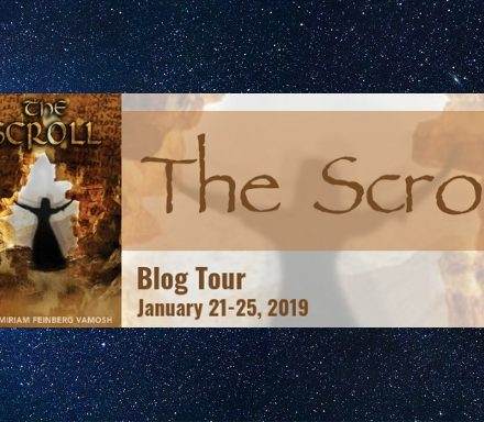 The Scroll by Miriam Feinberg Vamosh