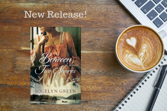 New Release: Between Two Shores by Jocelyn Green