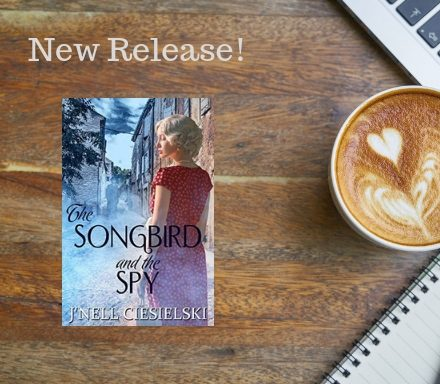 New Release: The Songbird and the Spy by J'Nell Ciesielski