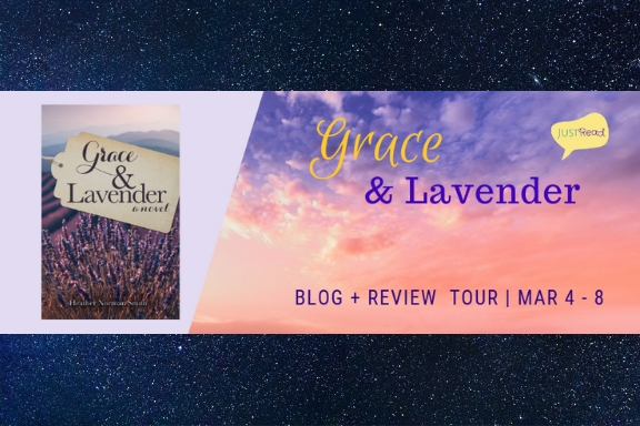 Spotlight: Grace & Lavender by Heather Norman Smith