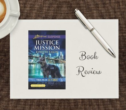 Justice Mission by Lynette Eason