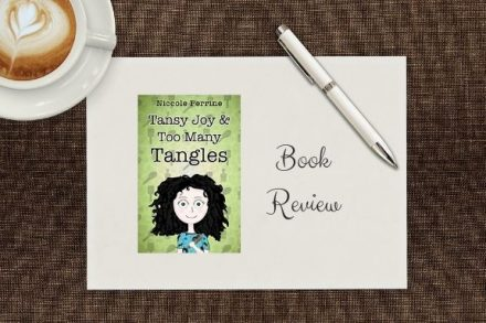 Tansy Joy and Two Many Tangles by Niccole Perrine
