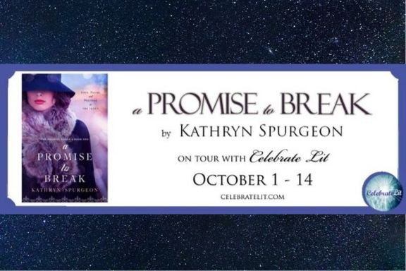 A Promise to Break by Kathyrn Spurgeon