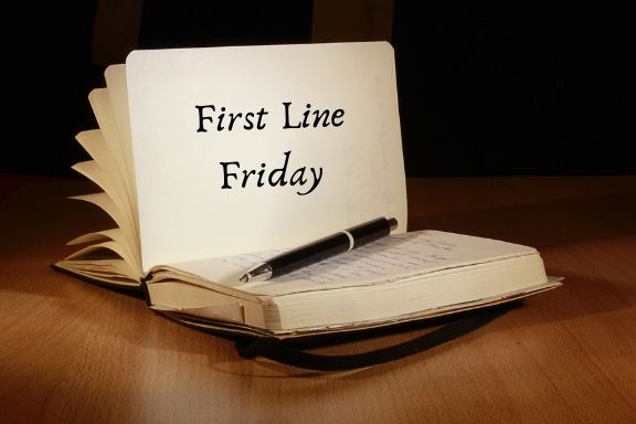 First Line Friday: A Cup of Dust