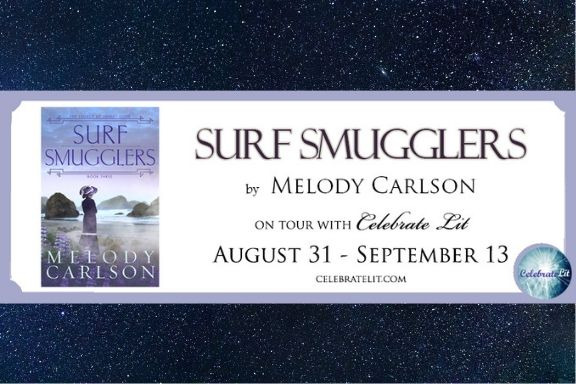 Surf Smugglers by Melody Carlson