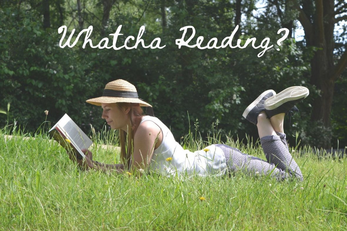 Whatcha reading Wednesday?