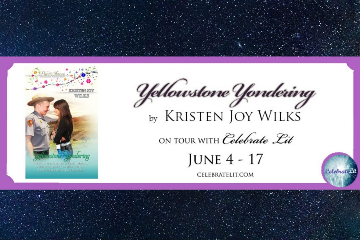 Yellowstone Yondering by Kristen Joy Wilks