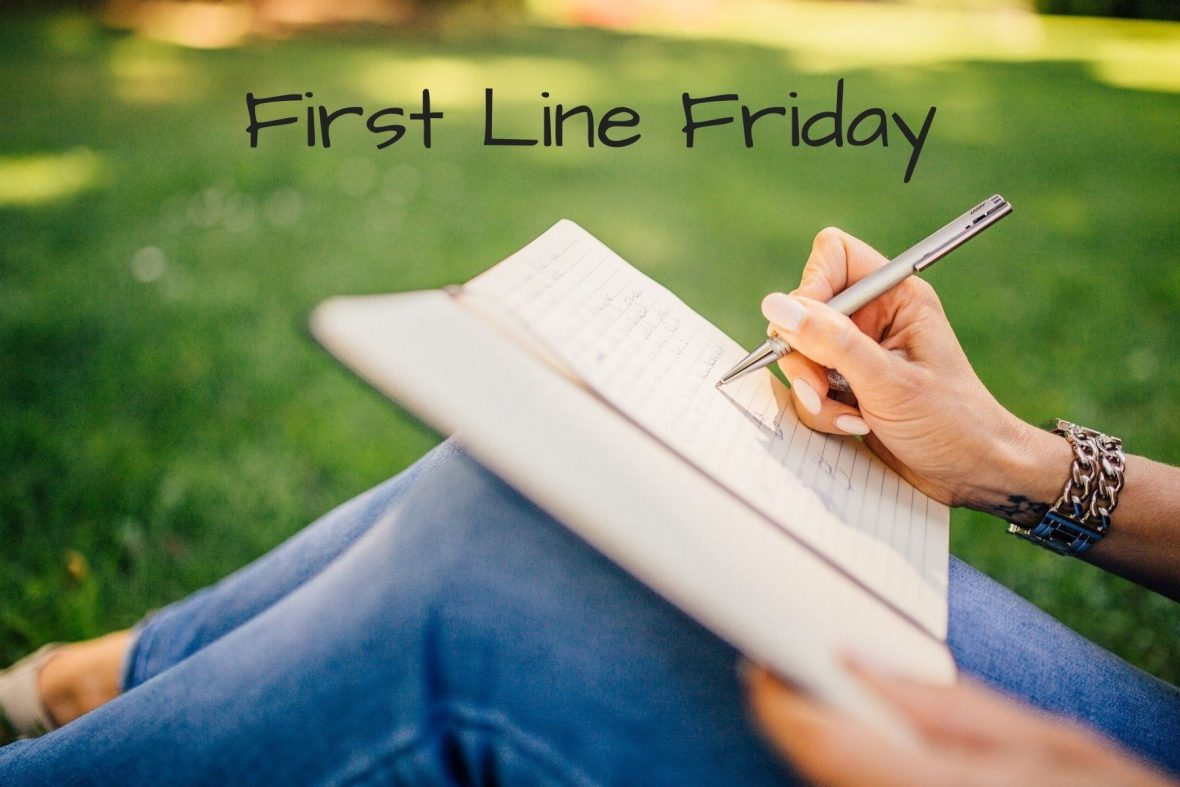 First line Friday: Everywhere to Hide