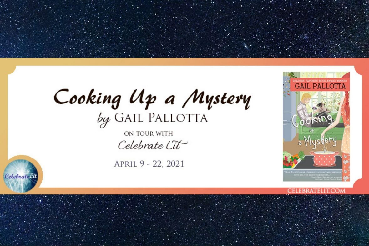 Cooking up a Mystery by Gail Pallotta
