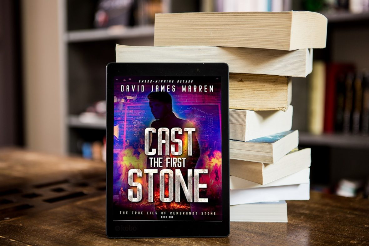 Cast the First Stone by David James Warren