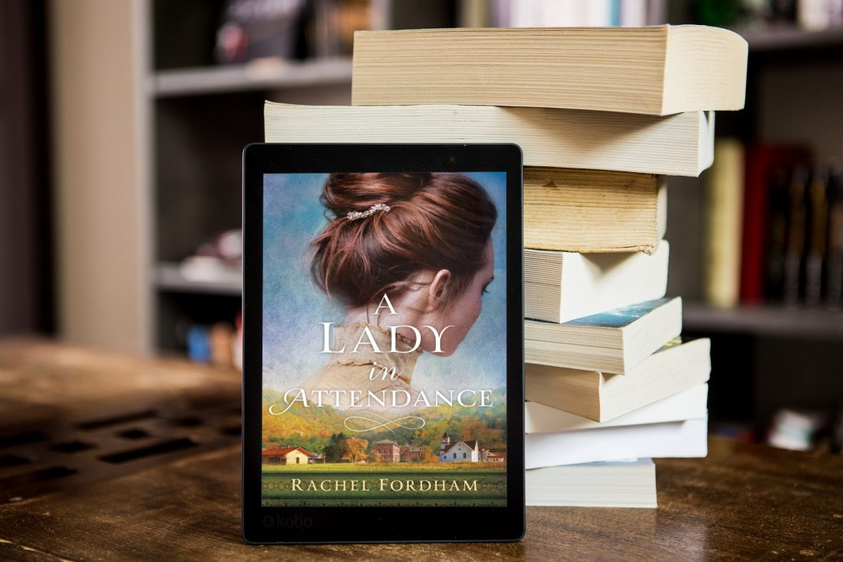 Pre order! A Lady of Attendace by Rachel Fordham