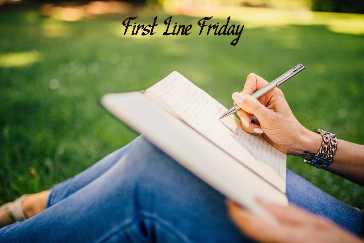 First Line Friday: Pudge and Prejudice